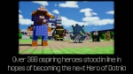 Heroes of Dotnia | 3D Dot Game Heroes Videos