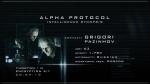 Grigori Video | Alpha Protocol Videos
