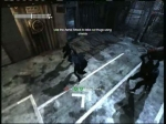 Processing Center Guard Battle | Batman: Arkham City Videos