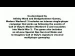 Launch day trailer   Call of Duty: Modern Warfare 3 Videos