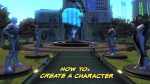 how to create a character video | Champions Online Videos
