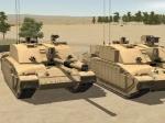 British Forces Module: Challenger | Combat Mission: Shock Force Videos