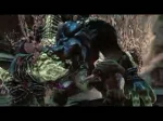The Rod of Arafel - Standing against the swarm | Darksiders 2 Videos