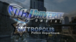Metro police department fly-through video. | DC Universe Online Videos