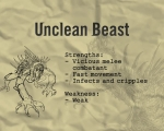 Unclean Beast Trailer | Demigod Videos