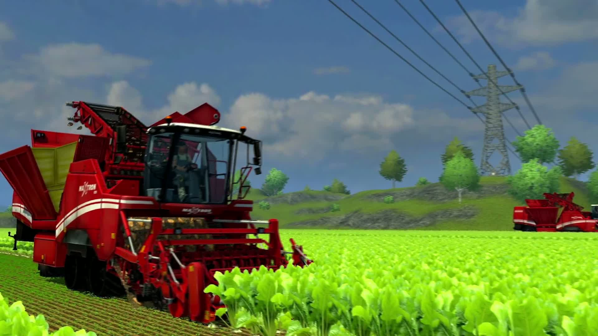 Tema Farming Simulator Updatev