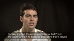 FIFA 12 Video featuring Kaka.