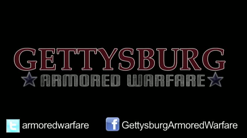 Gettysburg Armored Warfare Gettysburg_ArmouredWarfare_Dev__Interview_xvid