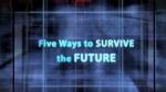 'Five Ways to Survive the Future' Trailer | Global Agenda Videos