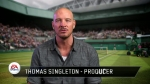 Grand Slam Tennis 2 Thomas Singleton Producer Video