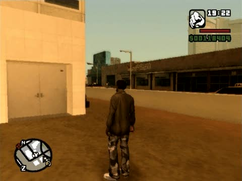 Gta san andreas sex
