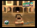 Grand Theft Auto: Vice City Drive indoors