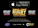 Jonah Lomu Rugby Challenge Launch Trailer for iOS Version