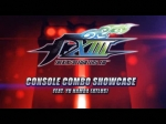 King of Fighters XIII Console Combo Showcase