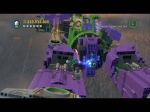 Minikit Video - Chapter 10: Down to Earth - Mid-air deconstructi | LEGO Batman 2: DC Super Heroes Videos