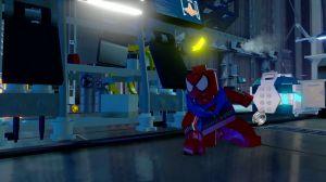 Spider-Man Vignette