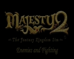 Enemies and Fighting Trailer | Majesty 2: The Fantasy Kingdom Sim Videos