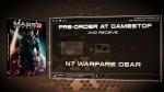 Gamestop Pre Order Announcement Video | Mass Effect 3 Videos
