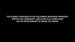 Tier 1 Interview Series - Part 3: Hammer & Scalpel | Medal of Honor Videos