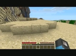 MineCraft First Day in Desert