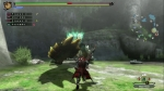 Zinogre Gameplay Video | Monster Hunter 3 Ultimate Videos