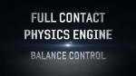 Balance Control Video | NHL 12 Videos