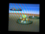The special battle animation and sparkle effect of a Shiny Pokem | Pokemon Black 2 Videos