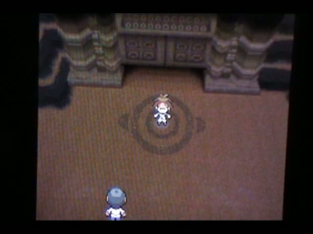 pokemon black 2 how to get regirock