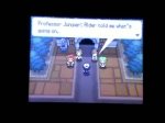 The meeting at the museum | Pokemon Black Videos