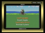 Pokemon Emerald End Sequence - As the Credits Roll enjoy your Accomplishments!