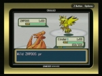Pokemon LeafGreen Catching the Third Legendary Bird Zapdos - The Power Plant
