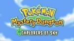 E3 2009 Trailer | Pokemon Mystery Dungeon: Explorers of Sky Videos