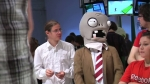 PopCap Zombie Gamescom Video