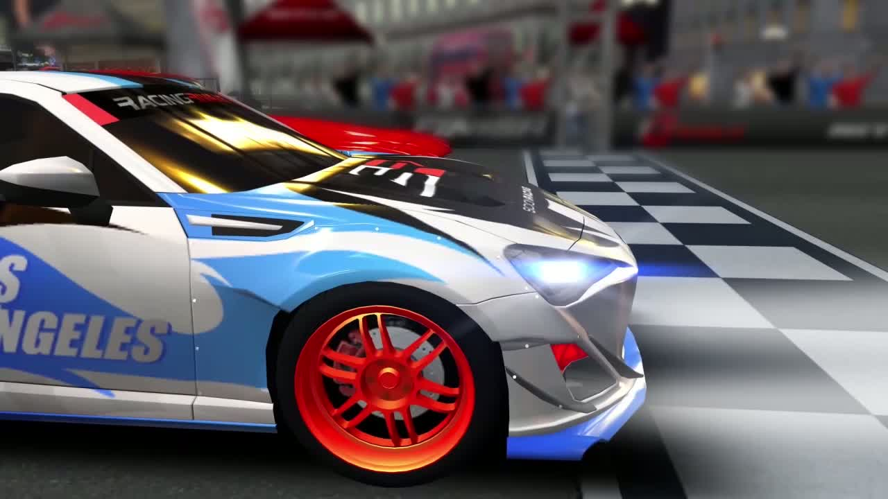 Racing Rivals Videos and Trailers