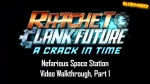 Nefarious Space Station #1 | Ratchet & Clank: A Crack In Time Videos