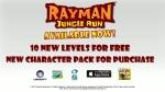 December Update Video | Rayman Jungle Run Videos