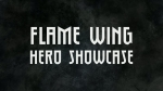Flame Wing Hero Showcase | Realm of the Titans Videos