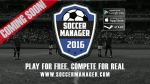 Soccer Manager 2016 Trailer