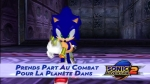 Sonic Adventure 2 Trailer (French)
