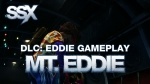 SSX Retro Eddie Wachowski DLC Gameplay Trailer