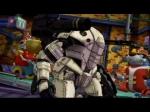 PTX-40A gameplay video | Tatsunoko vs. Capcom: Ultimate All-Stars Videos