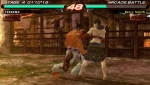 Tekken 6 Tekken 6 PSP Gameplay #2
