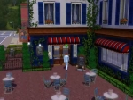 Your Sim can use their Celebrity to endorse restaurants for prof | The Sims 3: Late Night Videos