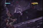 Transformers: War for Cybertron DECEPTICON symbol - Relay Station