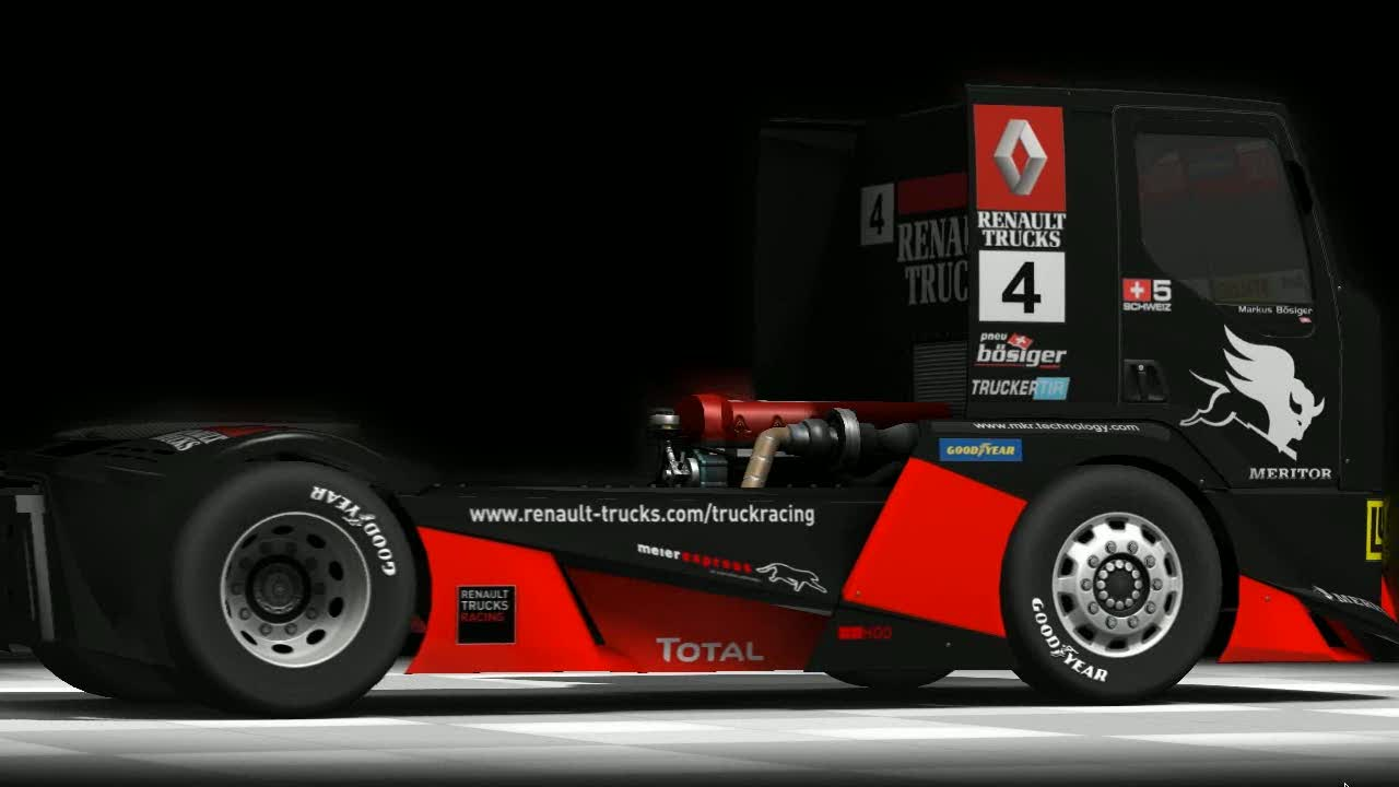 Truck Racing byRenault Trucks