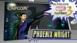Phoenix Wright Vignette | Ultimate Marvel vs Capcom 3 Videos