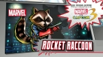 Rocket Racoon Vignette | Ultimate Marvel vs Capcom 3 Videos
