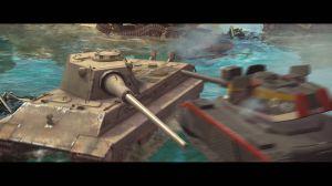 Okawara tank video.