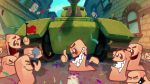 Worms W.M.D. Animated Video