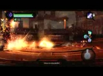 Darksiders 2 Side Quest - Spark of Life, Ghorn Boss Battle